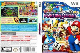 Juego Para Wii Fortunes Street. Mario Bross