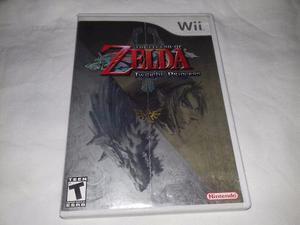 Juego Zelda Twilight Princess Nintendo Wii O Wii U