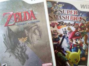 Juego Zelda Twilight Princess Wii Sin Rayones Envio Gratis