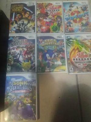 Juegos De Wii En Buen Estado