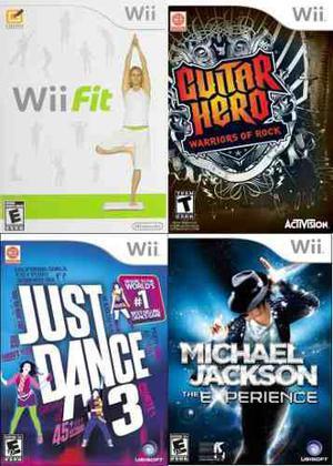 Juegos Just Dance 3 Nintendo Wii Varios