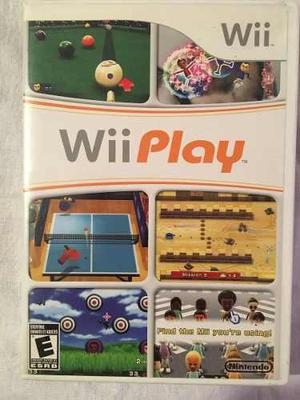 Juegos Wii - Wii Play