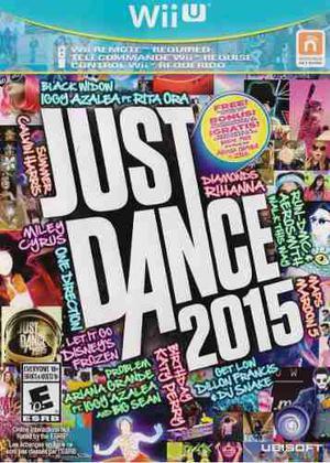 Just Dance 2015 Wii U Juego Nuevo En Karzov