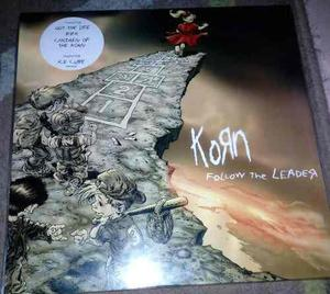 Korn - Follow The Leader (vinilo, Lp, Vinil, Vinyl)