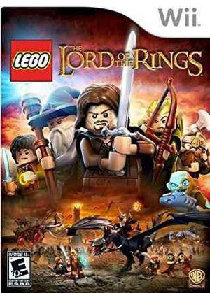 Lego Lord Of The Rings Nintendo Wii Nuevo Sellado