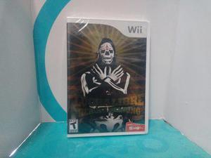 Lucha Libre Heroes Del Ring - Nintendo Wii, Wii U - Sellado