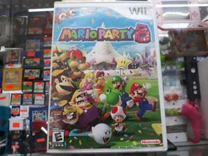 Mario Party 8 Para Wii (Envio Gratis)