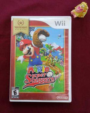 Mario Super Sluggers Wii En Buenas Condiciones:)