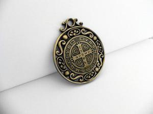 Medalla San Benito 5cm