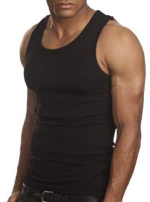 Moda Casual Hombres 's Tank Superior Algodón La - Camisa Si