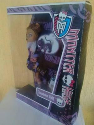 Monster High Clawdeen Wolf 2012
