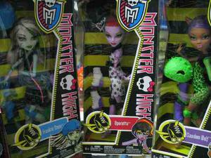 Monster High Patinadoras