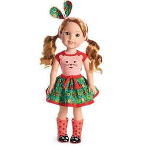 Muñeca American Girl Jillian Willa Wellie Wishers Original
