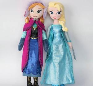 Muñeca De Frozen Elza O Ana Una Pieza A Escoger