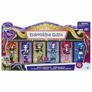 My Little Pony Equestria Girls Colección De Película