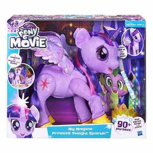 My Little Pony Película Princesa Twilight Sparkle