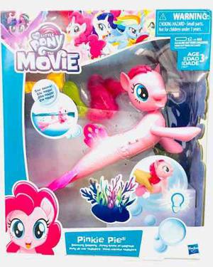 My Little Pony Pinkie Pie Nadadora Luz Hasbro