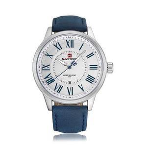 Naviforce Moda Hombres Watches 3atm Cuarzo Resistente Al Agu
