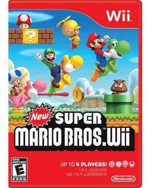 New Super Mario Bros::.. Para Nintendo Wii En Gamewow