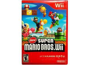 New Super Mario Bros Wii - Nintendo Wii