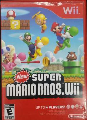 New Super Mario Bros Wii: Usado Envío Gratis