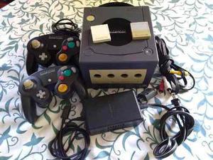 Nintendo Game Cube Con Juegos Por Celular.