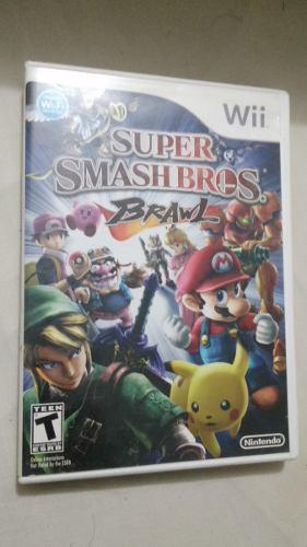 Nintendo Wii - Super Smash Brawl