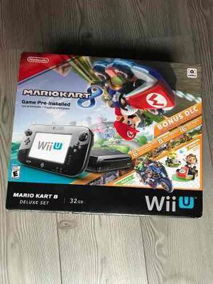 Nintendo Wii U Mario Kart 8