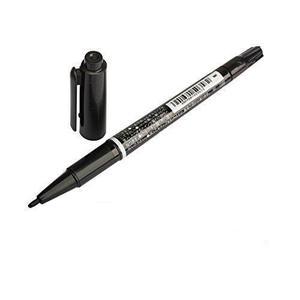 Pack De 6 Piel Dual Rotulador Scribe Tatuaje Piercing Pen To