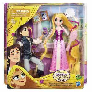 Princesa Rapunzel Enredados Propuesta Real + Flynn + Envio *