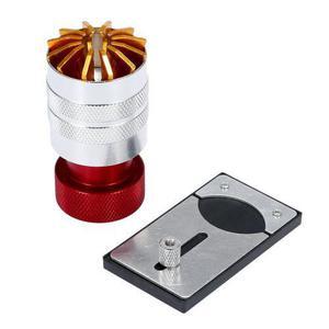 Reloj Caso Cristal Vidrio Ascensor Remover De Relojero Repar