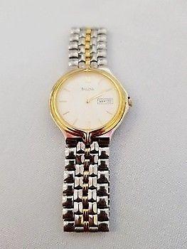Reloj de Caballero Bulova modelo 98C02 - Remates Increibles