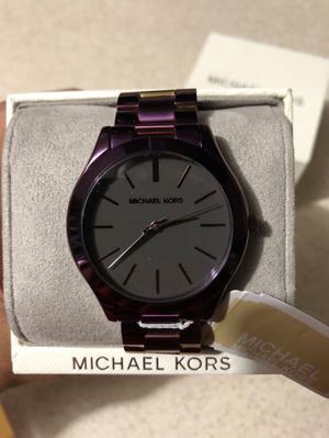 Reloj mk michael kors nuevo