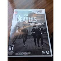 Rock Band Beatles Juego De Wii
