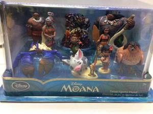 Set De Colección De Disney Store Moana