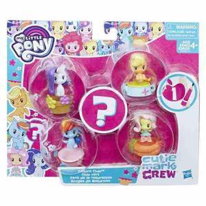 Set Fans De La Naturaleza Cutie Mark Crew My Little Pony