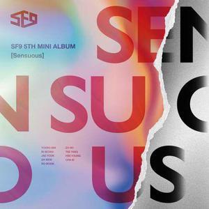 Sf9 Sensuous 5to Mini Album (2 Versiones A Elegir) Kpop
