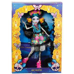 Skelita Calaveras Monster High Nueva Sellada Original