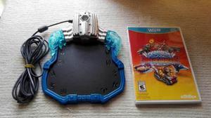 Skylanders Superchargers Juego Y Portal Para Nintendo Wii U