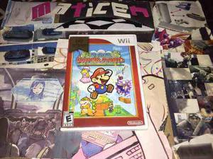 Súper Paper Mario Wii. Venta O Cambio;)