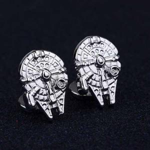 Star Wars Mancuernillas Halcón Milenario