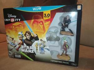 Starter Pack Videojuego Disney Infinity 3.0 Star Wars, Wii U
