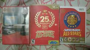 Super Mario All Stars 25th Anniversary Wii Completo