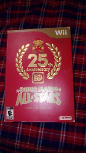 Super Mario All Stars (limited Edition) - Wii