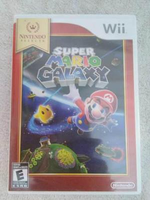 Super Mario Galaxy Wii Nuevo Sellado Nintendo Trqs