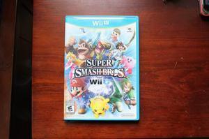 Super Smash Bros. 4 Wiiu