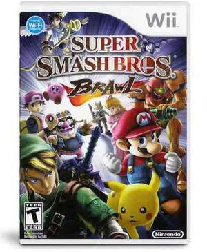 Super Smash Bros Brawl::.. Para Nintendo Wii
