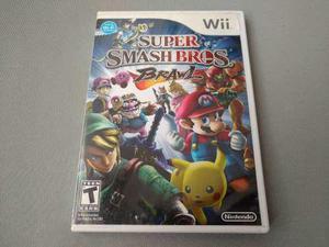 Super Smash Bros Brawl Para Wii Compatible Con Wii U