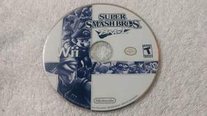 Super Smash Bros Brawl Para Wii Oferta..!!!