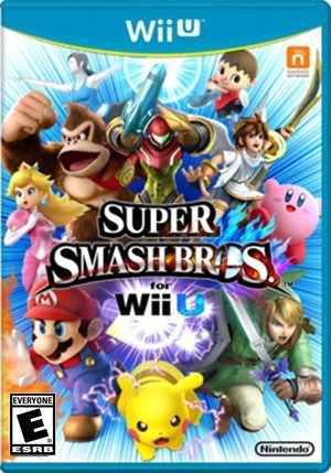 Super Smash Bros::. Para Wii U En Start Games